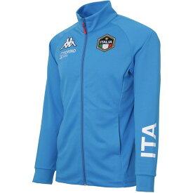 トレーニングジャケット【kappa】カッパマルチSPトレーニングシャツ M(km912kt42-itb)*21