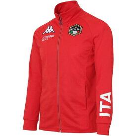 トレーニングジャケット【kappa】カッパマルチSPトレーニングシャツ M(km912kt42-rd)*21