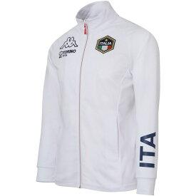 トレーニングジャケット【kappa】カッパマルチSPトレーニングシャツ M(km912kt42-wt)*21