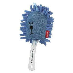 [即出荷] マイクロファイバー ミニハンディモップ ILF-8831 ブルー モップ アニマル ハンディクリーナー ハンディモップ クリーナー 掃除グッズ 掃除用具 エコ 動物 かわいい ギフト 【定形外