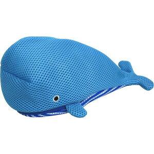 [即出荷] 洗濯ネット ランドリーネット ISE-0624 クジラ おしゃれ 洗濯用品 洗濯 下着 靴下 小物 おしゃれ着洗い ネット メッシュ トラベル かわいい 旅行 ジム ポーチ 動物 生き物 【ネコポス便