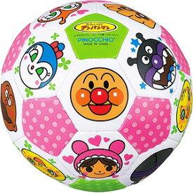 アンパンマン NEWカラフルサッカーボール【おもちゃ】【玩具】【幼児】【ボール】