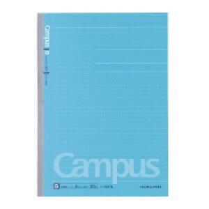 【コクヨ】キャンパスB罫ドット入りセミB ノート ノ−3BT (大学ノート・激安)