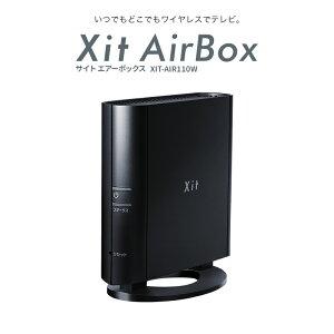 PIXELA(ピクセラ)XitAirBox、XIT-AIR110W