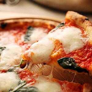 【冷凍ピザ】『マルゲリータ・ブッファラ』直径20cm 1枚信州の薪と石窯で焼きあげる香り豊かな本格ナポリピザ[ピザ][ナポリピザ][ピッツァ][pizza]