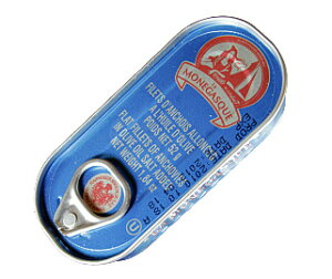 アンチョビ フィレ缶