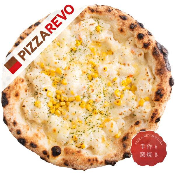 【佐川出荷専用カート】コーンポテト【冷凍ピザ専門店】ほっくほくのポテトとスイートコーンの甘みが幅広い年齢層に大人気です。