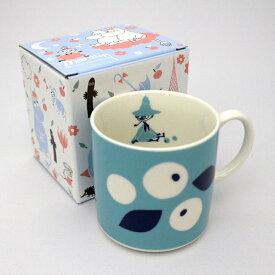スナフキン Collar マグカップ ラッピング対応 ムーミン コップ レンジOK お祝い お返し 日本製 箱入り ギフト プレゼント 贈り物 クリスマス 誕生日