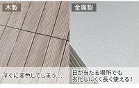 『ガルバ逆ルーバー室外機カバーカバーのみ』インテリア・寝具・収納/その他PLANK