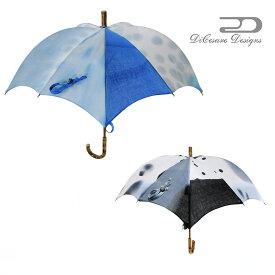 日本製 デザイナーズブランド 雨晴兼用 DiCesare Designs Kabocha ディチェザレ デザイン カボチャ『Kabocha 晴雨兼用日傘 YUIMATSUDACOLLABORATION』 日本製 デザイナーズブランド 傘 雨傘 かさ カサ おしゃれ お洒落 かわいい 女性用 婦人用 深張り ドーム型 デザイン
