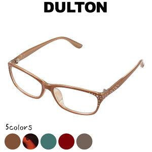 『リーディンググラス READING GLASSES』ダルトン DULTON 老眼鏡 シニアグラス ファッション 眼鏡 縁あり フチあり 度入り 度付き フレーム ノーマル型 お洒落 おしゃれ オシャレ シンプル ギフト