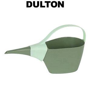 【1.2L ジャグ】 ダルトン DULTON じょうろ ジョウロ ジョーロ 如雨露 水差し プラスチック 樹脂 グリーン 緑 おしゃれ シンプル ナチュラル 北欧 ヨーロッパ アメリカン 水やり 水遣り 室内用