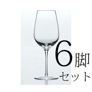 ワイングラス 『ディアマン ワイン 260ml 6脚セット』 赤 セット 白 白ワイン用 赤ワイン用 ギフト 種類 wine ワイン DIAMANT セット ブルゴーニュ キャンティ ボルドー ディアマン ディアマンシリ