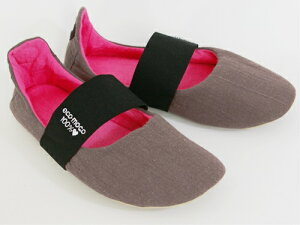 『eco moco エコモコ リネン バブーシュ風ルームシューズ』 シューズ スリッパ 部屋履き 室内履き ゴムバンド フィット リネン素材 日本製 国産 吸水 フワフワ ふわふわ モコモコ もこもこ 今