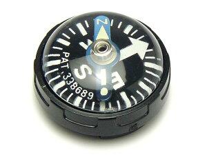 【メール便配送可能】コンパス 方位磁石 方位磁針 時計バンドにつける G-50 日本製 クリアー光学