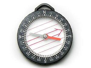 【メール便配送可能】コンパス 方位磁石 方位磁針 G-500 日本製 クリアー光学