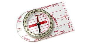 【メール便配送可能】コンパス 方位磁石 方位磁針 G-502N 日本製 クリアー光学