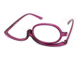 老眼鏡 化粧用 おしゃれ メガネケース付 CK-MR