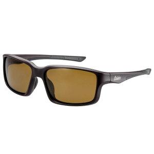 偏光サングラス 釣り 偏光度99% UVカット ドライブ スポーツ メガネケース付 TRソフトフレーム BT-2C ブラウン偏光レンズ D.M.ブラウン/ブラック
