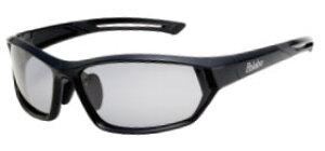 調光偏光サングラス 偏光度99% スポーツ 釣り スモーク 調光 偏光レンズ ブラック/ブラック