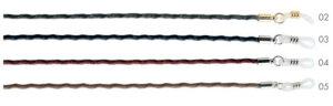 【メール便配送可能】メガネチェーン 日本製 老眼鏡 サングラス 落下防止 グラスコード おしゃれ ストラップ 紐[綿コード]母の日 父の日 敬老の日