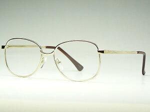 老眼鏡 おしゃれ 女性用 強度数 +4.5 +5.0 メガネケース付 550GO強度