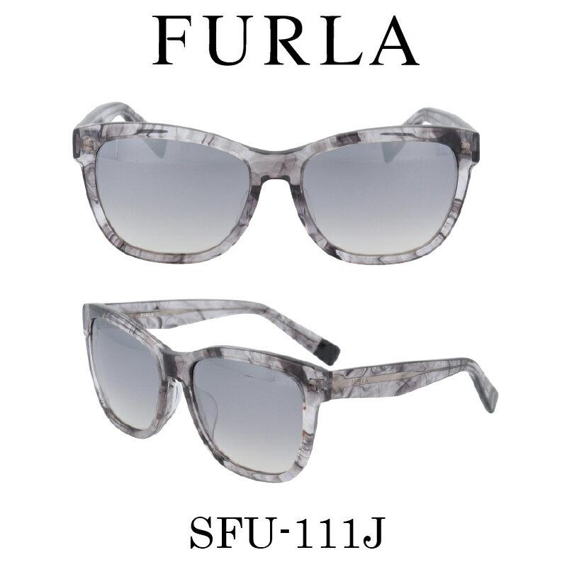 【国内正規品】FURLA(フルラ) サングラス SFU-111J P59レディース 人気ブランド UVカット キュート おしゃれ モード