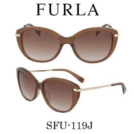 0b0e54e4055f 【国内正規品】FURLA(フルラ) サングラス SFU-119J 1BWレディース 人気