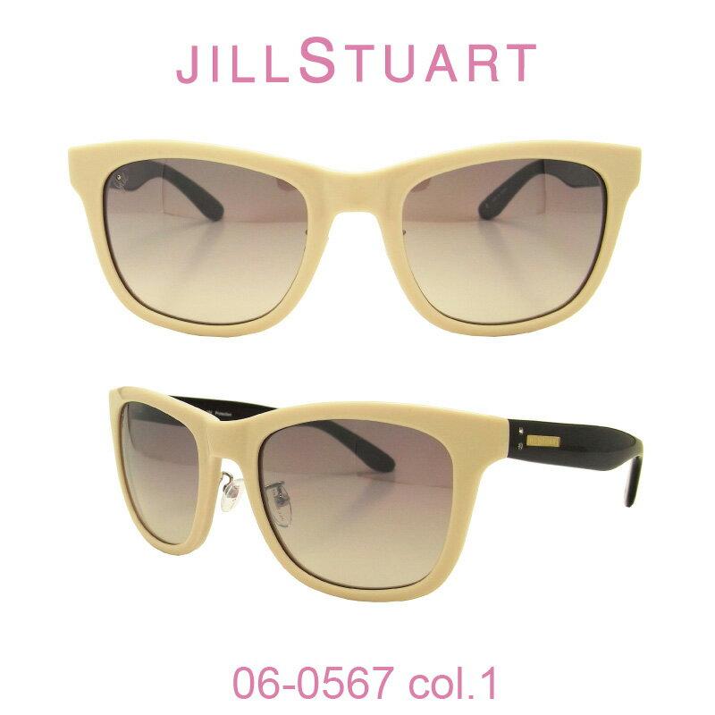 JILL STUART ジルスチュアート サングラス Sunglass 06-0567 color 1 (ジルスチュアート サングラス 06-0567 カラー 1)