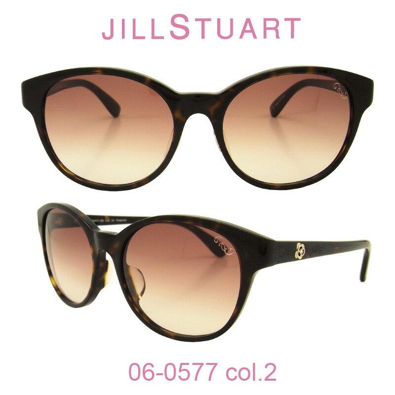 【国内正規品】ジルスチュアート サングラスJILL STUART(ジルスチュアート) 06-0577 カラー2 人気モデル UVカット キュート おしゃれ フェミニン