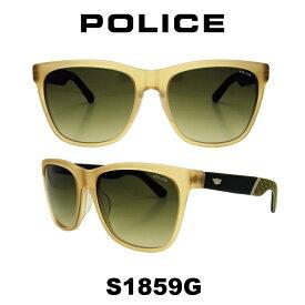 POLICE(ポリス) ポリス サングラス メンズ S1859G 858M ネイマール 着用アジアンフィット 国内正規品