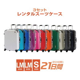 LLSセットレンタル21日間用LLS21日