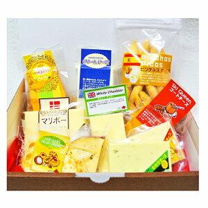 グルメギフト チーズ&スペインクラッカー・ピコス詰め合わせ 10種セット
