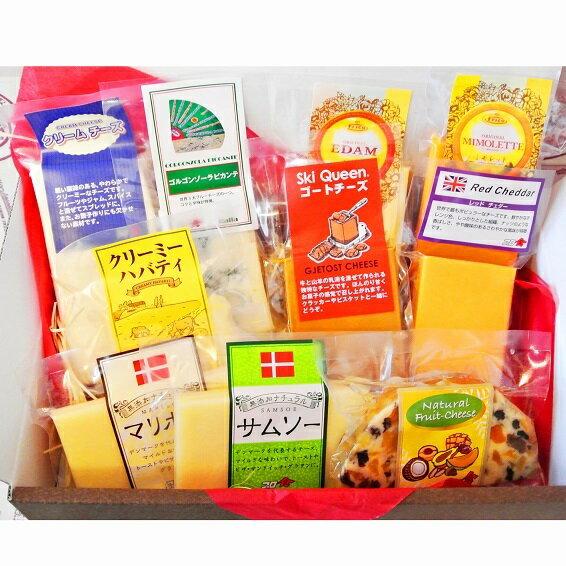 グルメギフト チーズ 10種詰め合わせ