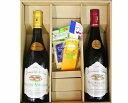 ワインギフト ドメーヌ・シェーヌ ブルゴーニュ・ピノ・ノワール 赤 & マコン・ヴィラージュ キュヴェ・ヴィエイユ・ヴィーニュ 白 と チーズ5種セット