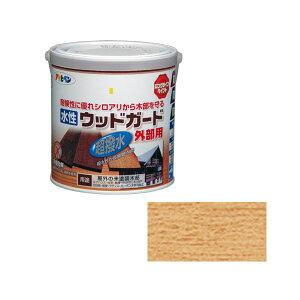【アサヒペン】水性ウッドガード外部用 0.7L #01 透明/クリヤ/クリア