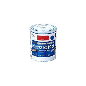 【送料無料】【アサヒペン/ASAHIPEN】水性コンクリート床用 赤さび 1.6L 【さび止め・プライマー・補助剤(シーラー)】