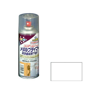 【送料無料】【アサヒペン】メタルプライマー 透明(クリア) 300ml 【さび止め・プライマー・補助剤(シーラー)】