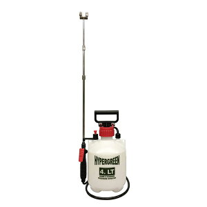 【マルハチ産業】T-4800 蓄圧式噴霧器 4L ハイパー(3段伸縮2頭口)