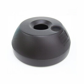 【送料無料】【ミツギロン】SF-15 ポリ台 黒・ブラック JAN:4978684087029 【路上安全用品/区画整備用品/道路保安用品/】
