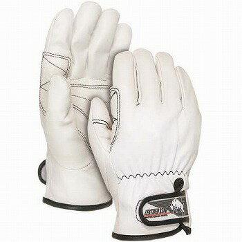 【おたふく手袋】K-414 レザーキング アテ付 牛革手袋 【サイズ:M/L/LL】