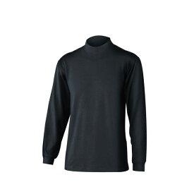 【ゆうパケット送料無料】【おたふく手袋:冬物】JW-149 BT サーモ ハイネックシャツ 【ブラック】【M/L/LL】