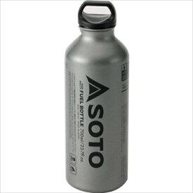 ●【送料無料】【SOTO】SOD-700-07 MUKAストーブ専用ガソリン燃料ボトル・広口フューエルボトル 480ml(ボトル容量700ml) JAN:4953571097046 【新富士バーナー:シングルバーナー】