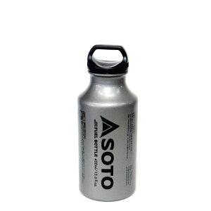 【期間限定ポイント5倍】●【送料無料】【SOTO】SOD-700-04 MUKAストーブ専用ガソリン燃料ボトル・広口フューエルボトル 280ml(ボトル容量400ml) JAN:4953571097060 【新富士バーナー:シングルバー