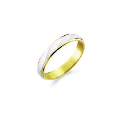 【送料無料】【刻印無料】プラチナ&K18コンビリング【M150】(Pt900/K18)(プラチナ ゴールド 白金 金 指輪 リング マリッジ ペア パイロット ペアリング 結婚指輪 True Love PILOT)