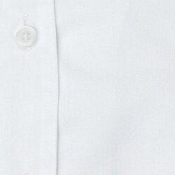 レディースシャツ長袖軽井沢シャツ[P31KZA002]定番ホワイトブロードビジネス就職活動形態安定標準型【RCP】【05P23Sep15】