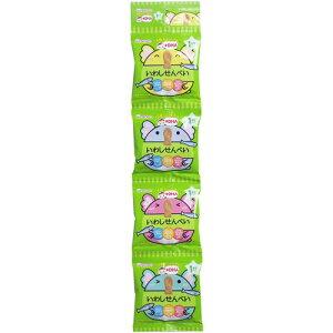 アサヒグループ食品 和光堂 1歳からのおやつ+DHA いわしせんべい(6g×4袋)