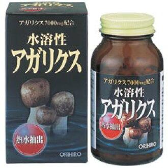 Orihiro水溶性AGA Aktiebolag再樟約432粒蘑菇/健康/AGA Aktiebolag再樟蘑菇其本身的粉碎品混合起來