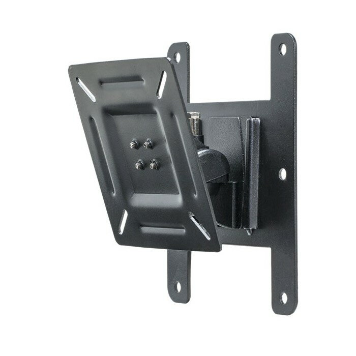 silverlcd tv wall bracket angle adjustment and gear type