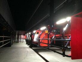 【送料無料】トラック向け HYBRID LED路肩灯&マーカー灯 クリア 2本セット 50cm 横ケーブル(24V専用)トラック専用次世代LED路肩灯・マーカー灯!【プラチナショップ】【プラチナSHOP】
